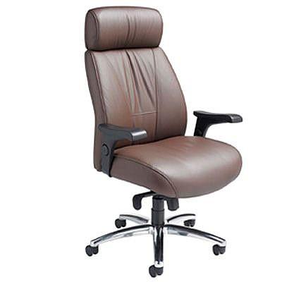 מעולה ארגמן מתכת בע''מ - רהוט משרדי | כיסא מנהל מפואר,אורטופדי עור נאפה HA-31
